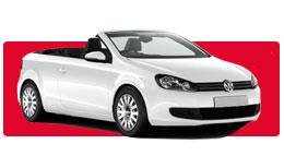 VW Golf-Cabriolet