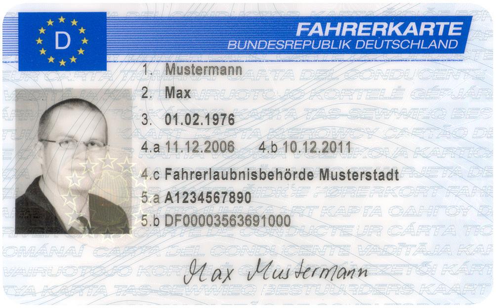 Max Mustermann Frau