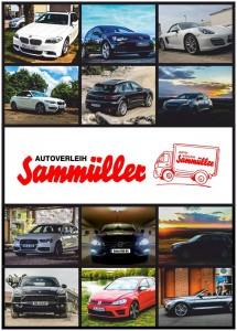 Gebrauchtwagen Autoverleih Sammüller