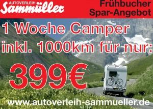 Wohnmobile günstig mieten in Bamberg