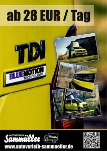 Wohnmobil Anleitungen VW T6 Beach mieten