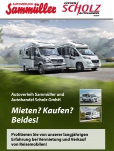 Autoverleih Sammüller Mieten-Kaufen- oder beides