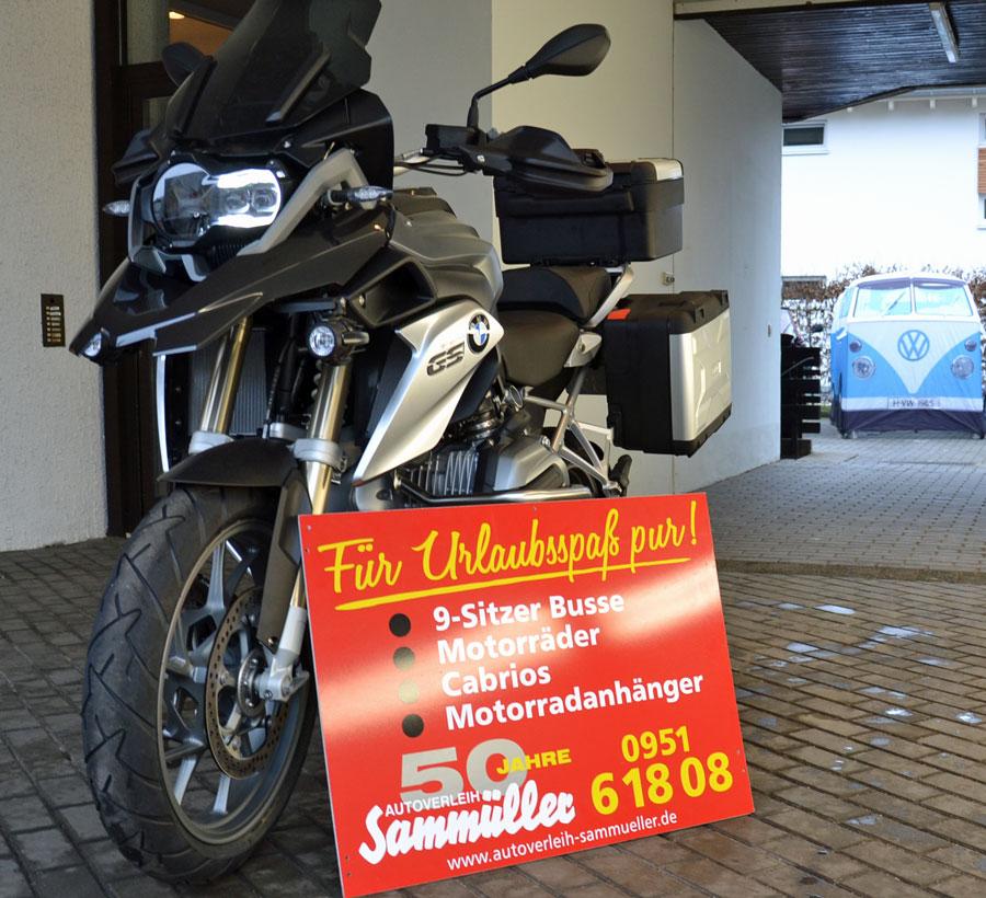 Bmw M2 Motorrad Verleih Ab Bamberg Autoverleih Sammüller
